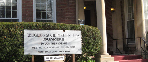 Find a Quaker Meeting near you