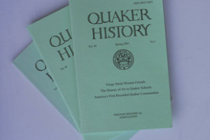 Job Announcement: Quaker History Editorship