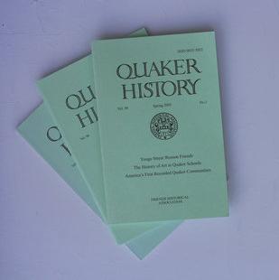 Quaker History JOurnal