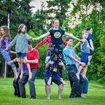 Balancing kids at WHYM