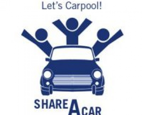 Lets carpool - share a car!