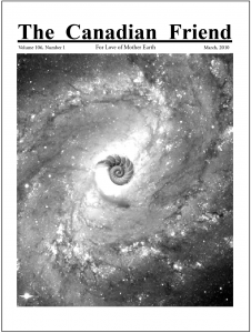 Cover of 2010 Issue 1