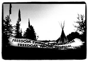 Grassy Narrows Blockade