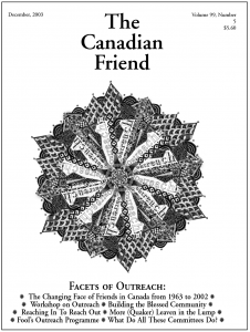 Cover of 2003 Issue 5