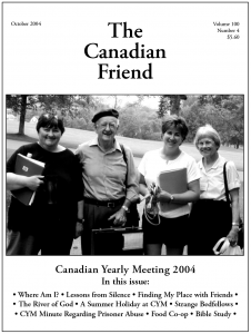 Cover of 2004 Issue 4