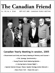 Cover of 2005 Issue 4