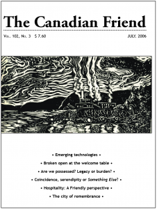 Cover of 2006 Issue 3
