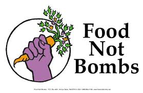 Food Not Bombs Peterborough